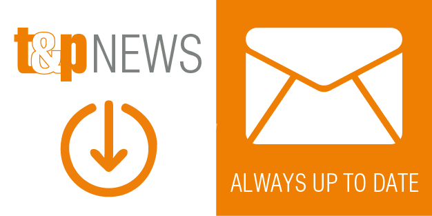 t&p news - always up to date