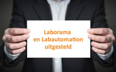 Laborama en LabAutomation 2020: Belangrijke informatie